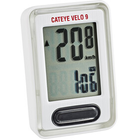 CatEye Velo 9 CC-VL820 Cycle Computer white